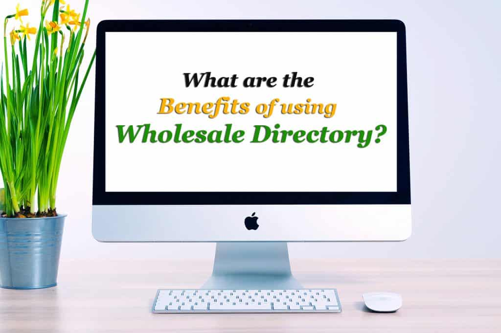 What are the benefits of using Wholesale Directory