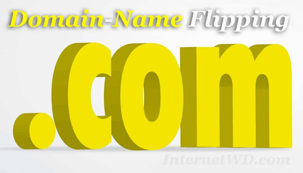 Domain-Name-Flipping