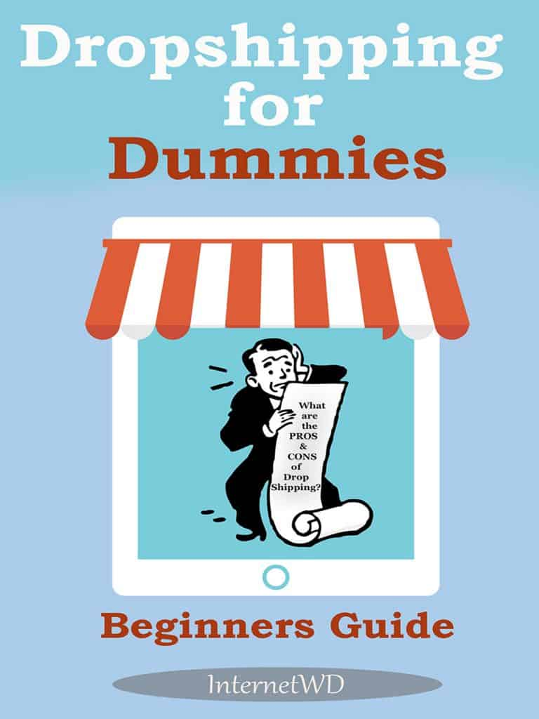 Dropshipping for Dummies image