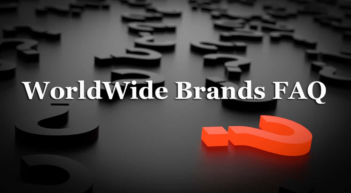 Worldwide Brands FAQ Frequently Asked Questions