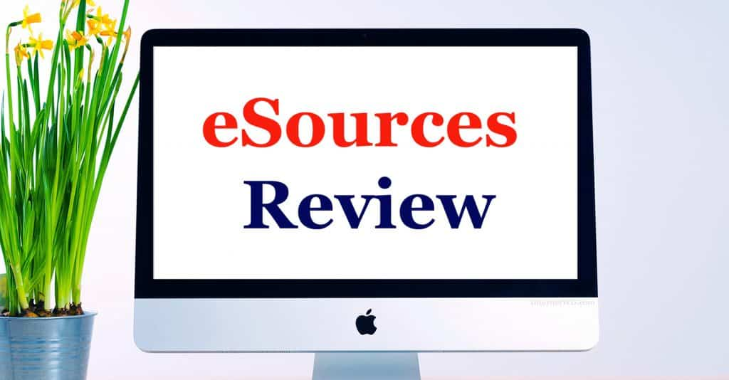 eSources Review