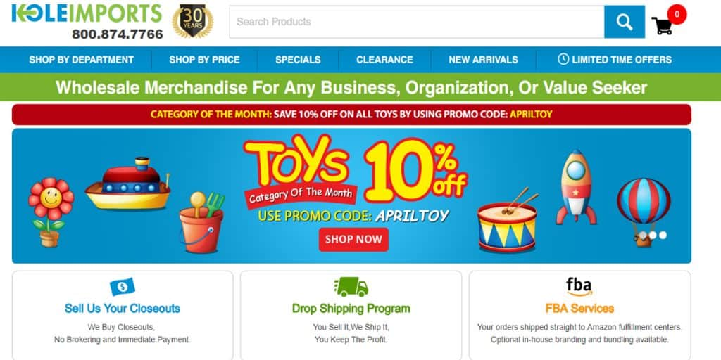 kole imports reviews - Best Drop Shipping Companies for ecommerce
