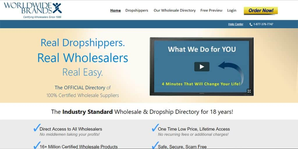 worldwide brands reviews - Best Drop Shipping Companies