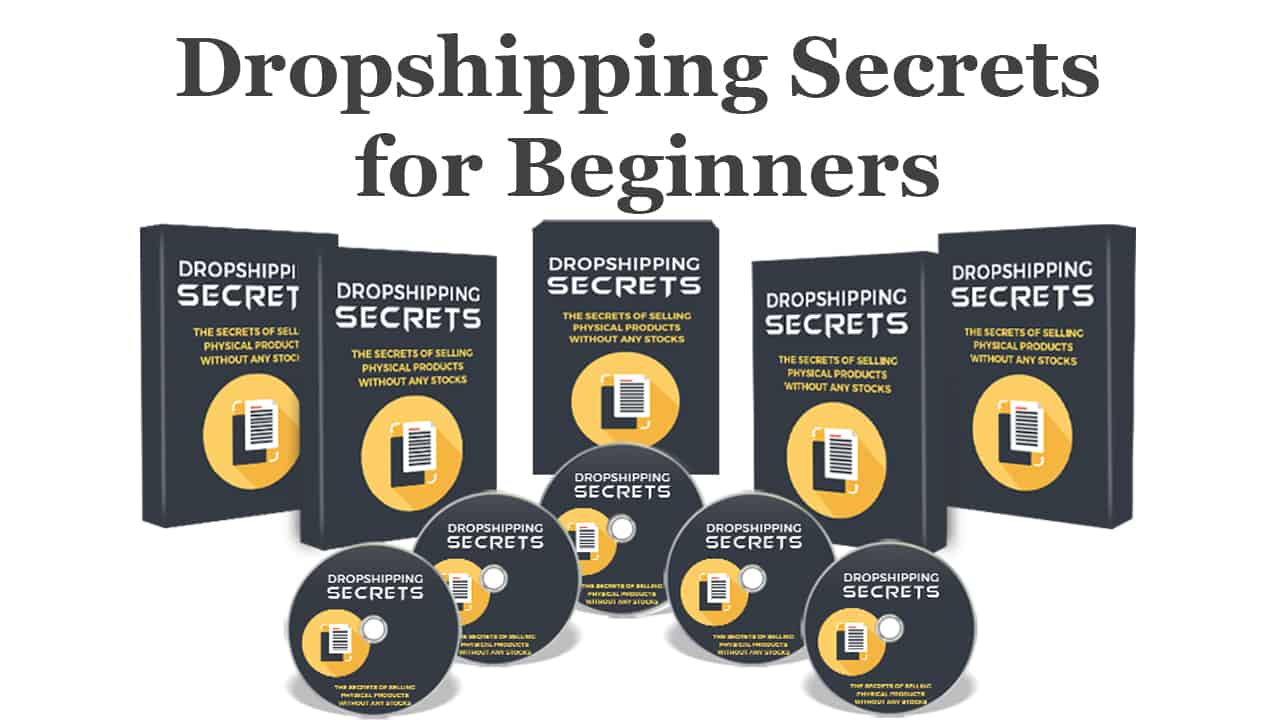 Dropshipping Secrets for Beginners